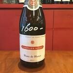 キュル・ド・サック - シャルル・ニノ ブラン・ド・ブラン ブリュット ¥1600