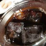 宮越屋珈琲 - アイスコーヒー