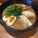 Musoushin - 亀岡味噌ラーメン ¥880