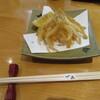 一久 - 料理写真:「白エビの天ぷら」