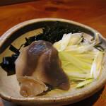 ほむら - 海藻とホッキのしゃぶしゃぶ