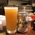 塩生姜らー麺専門店 MANNISH - ドリンク写真:ショガディガフ