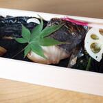 料亭きよし - 大人の海苔弁(1000円)