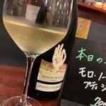 シャンパン&ワインスタンド キャトル - モロ・ノーデ・プティシャブリ 2017