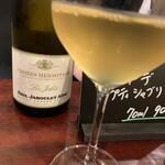 シャンパン&ワインスタンド キャトル - ポール・ジャブレ クローズ・エルミタージュ 2017