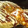 八十八分 - 料理写真:ふわふわトロトロのお好み焼き