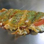 たんぽぽ - トマトチーズ焼き