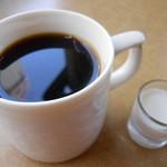 すぎの木 - コーヒー