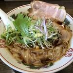 麺屋 信成 - 料理写真:黒醤油&ワンタン 950円