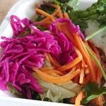 MANIMAL - 野菜もたっぷり摂取