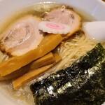 Mensakabamagari - 塩ラーメン