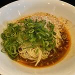 赤麺 梵天丸 - 料理写真:汁なし坦々麺