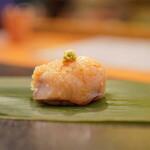 日本料理 たかむら - 北寄貝