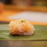 日本料理 たかむら - 白海老