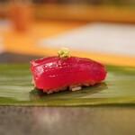 日本料理 たかむら - 本鮪:赤身