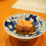 日本料理 たかむら - 鮟肝