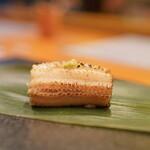 日本料理 たかむら - 穴子白煮