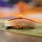 日本料理 たかむら - 小鰭