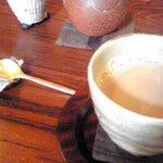欒 - カフェオレ♪500円