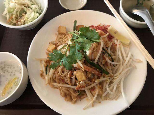 タイラーンナーの料理の写真