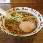 拉麺Shin. - 焼きにぼし(600円)