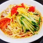 勝沼飯店 - 料理写真:冷やし中華