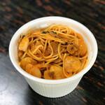 カフェ グラーノ - ナポリタン グラーノ風 ¥972