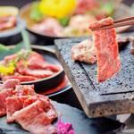 焼肉居酒屋 ちょあ - 溶岩焼き肉