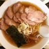 寺カフェ 中華そば水加美 - 料理写真:チャーシューメン(昔ながらスープ/細麺)