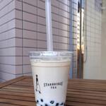 スターブリッジティー - 台湾ブラック・パールが美味