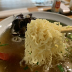 串とろ - 極細ちぢれ麺