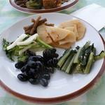 葉凪 - ブッフェ料理2