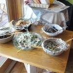 葉凪 - ブッフェ料理