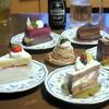 アビニヨン - 料理写真:ケーキといったらホッピー♪