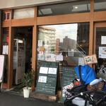実身美 sangmi サンミ - 2人乗りベビーカーは外に置いて入店
