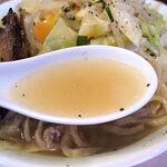 130216996 - たんめんのスープ
