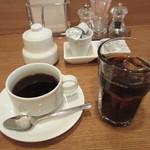 キッチンプラス - 珈琲とアイスコーヒー