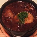 なっぱSUN - 柔らかく煮込んだ牛肉のデミグラ八丁味噌シチュー