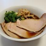麺とかき氷 ドギャン - 高井田中華そば(お持ち帰り)