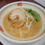 Gyouzanooushou - 餃子の王将ラーメン(ジャストサイズ) 385円