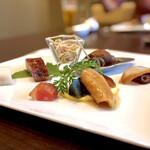 130224146 - HARAKAWA Style 前菜盛り合わせ