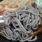 山善うどん - 蕎麦アップ