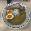 猫トラ亭 - 料理写真:超煮干しらぁめん味玉入り¥940