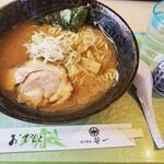 東川楽座 笹一 - 醤油ラーメン