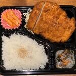 熊本バル うせがたん - 天草梅肉ポークのロースカツ(テイクアウト)
