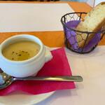 ラ ボッカ - 冷製コーンスープ