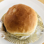 友永パン屋 - バターフランス120円