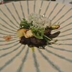 リストランテ カノフィーロ - トムラウシジャージー牛リブロース肉のグリーリア