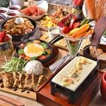 nino*nino - 【チーズづくしコース】チ~ズもお肉も楽しめる!人気よくばりプラン!3時間飲み放題付7品⇒3480円