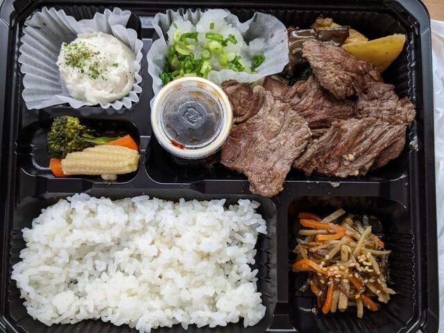 東京バルの料理の写真